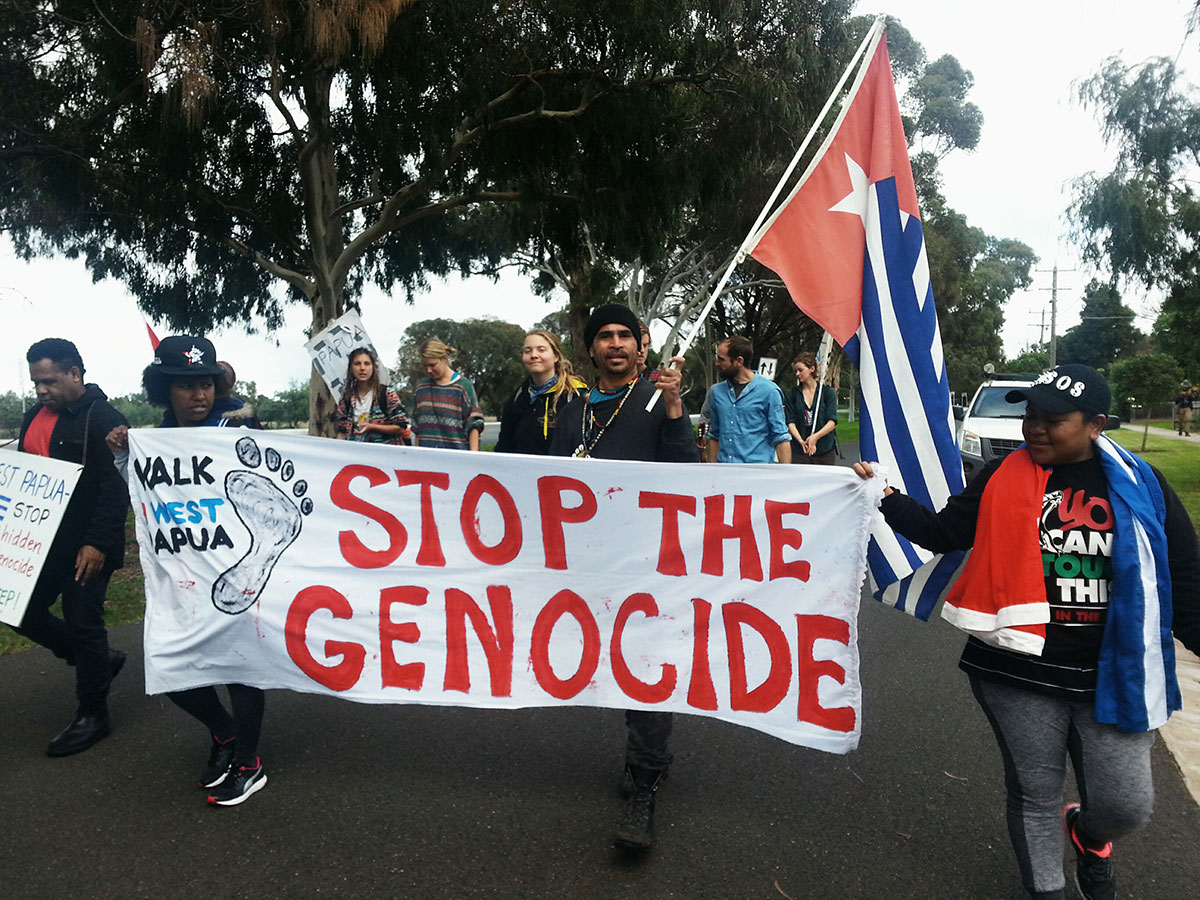 West Papua's silent genocide | Red Pepper