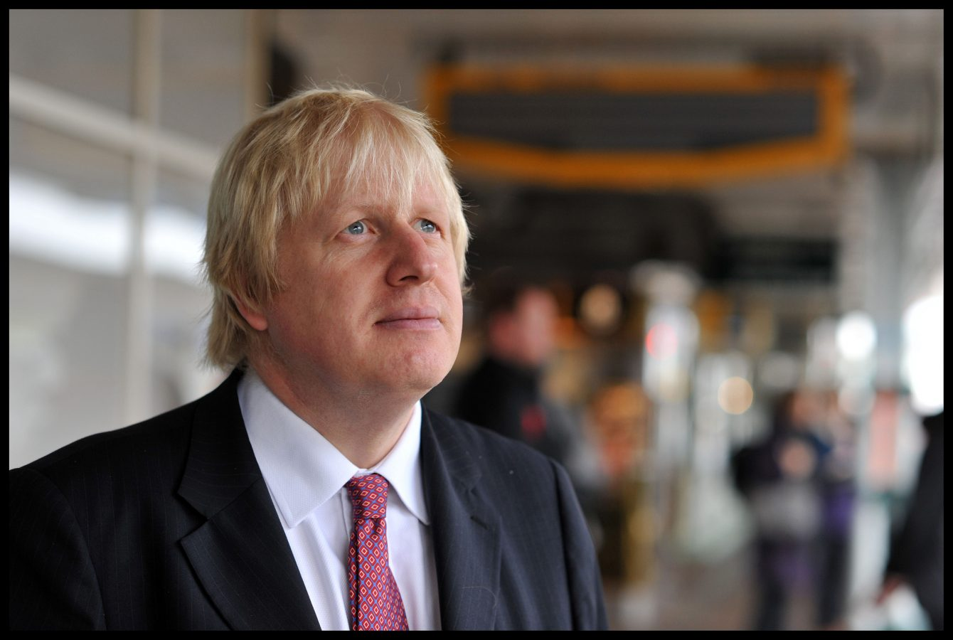 If Theresa May Won T Get Rid Of Boris Johnson We Must