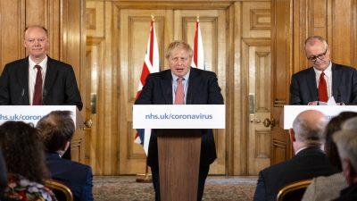 Prime Minister Coronavirus Press Conference