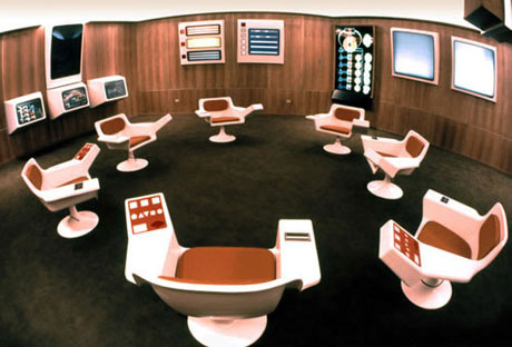 The Cybersyn Opsroom