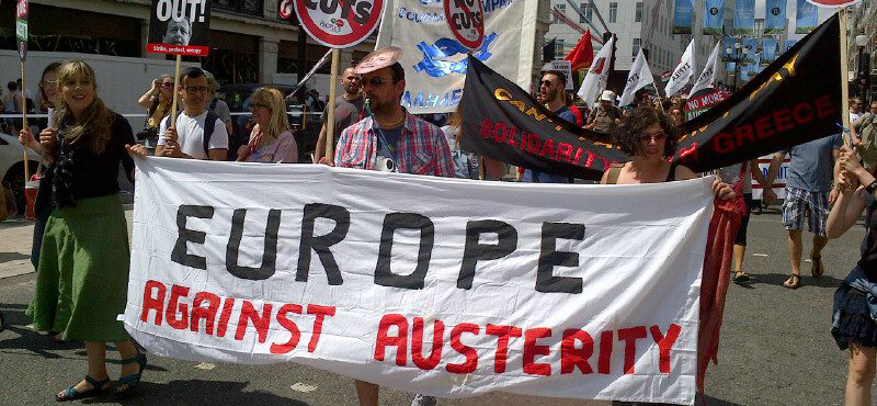 europe against austerity